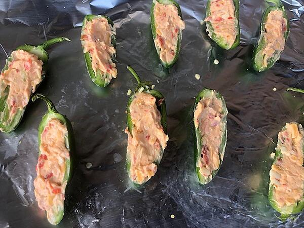 jalapenos filled with cheese