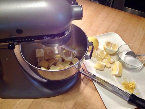 lemon step 1