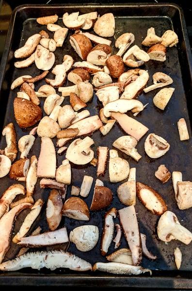 mushroomssheetpan