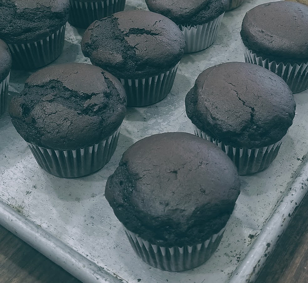 overcooked cupcakes