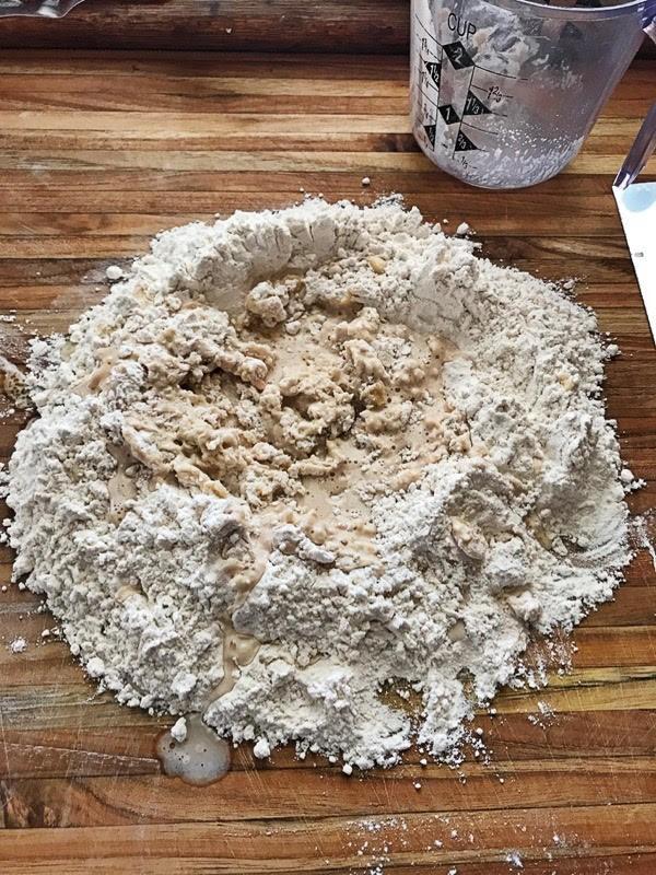 pide dough
