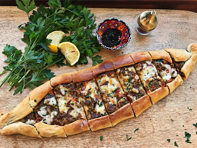 pide finished