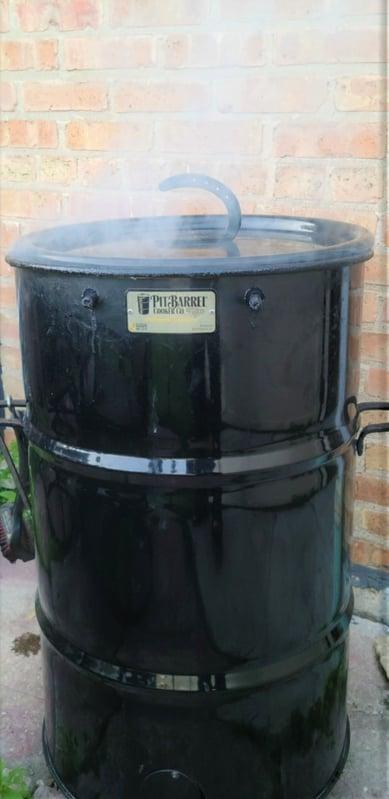 pit barrel smoker