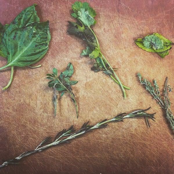 sad herbs