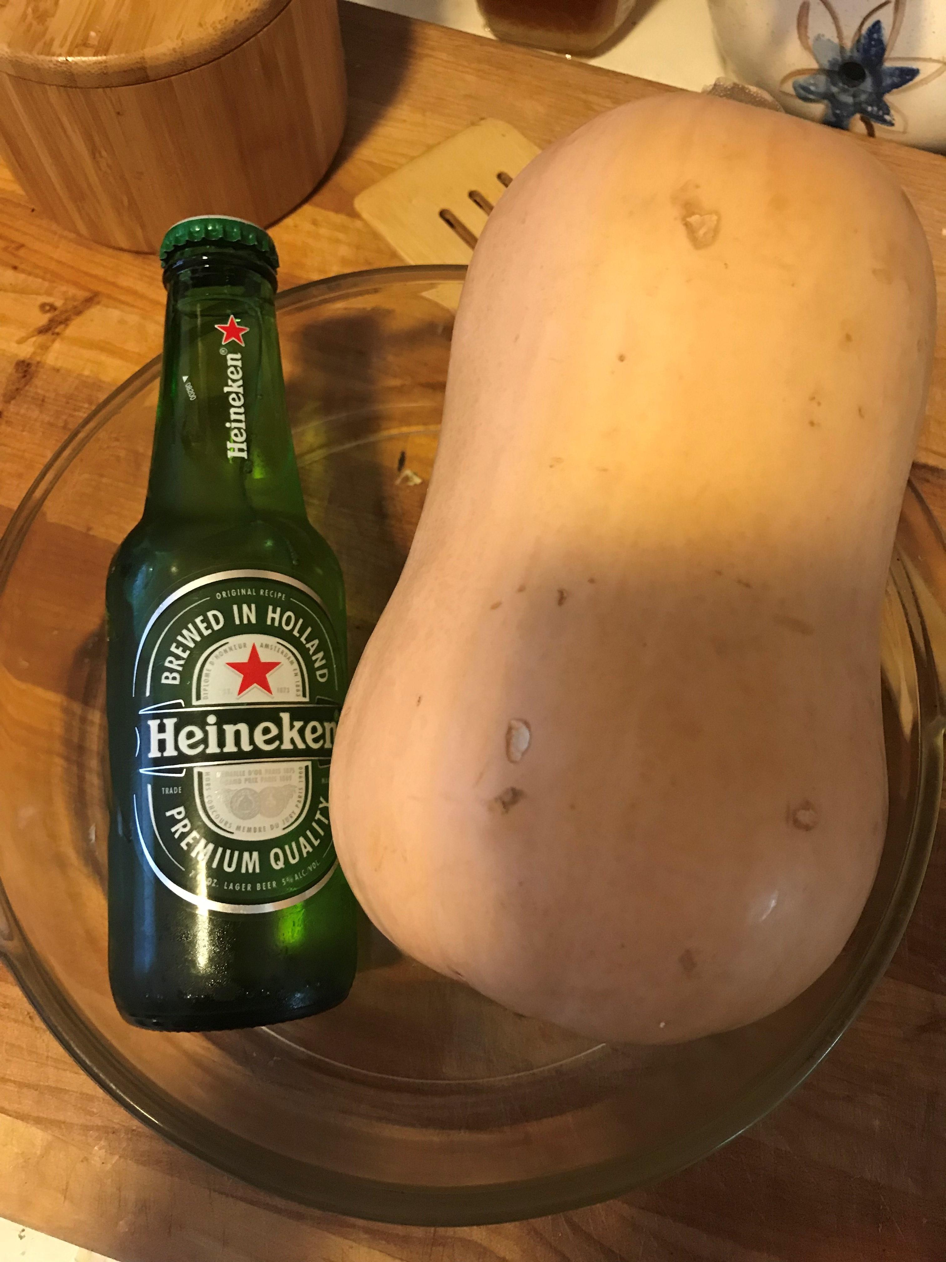 squash beer