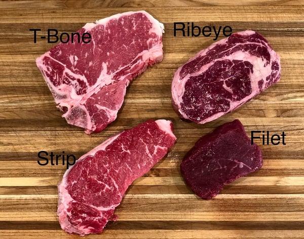 steak cuts
