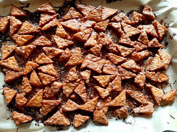 tempeh baked