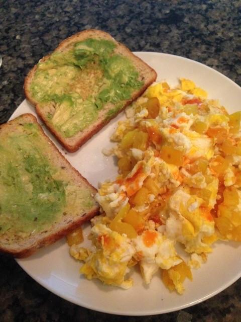 trainer breakfast