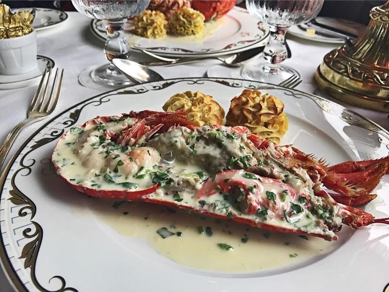 train lobster