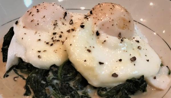 veggies eggs