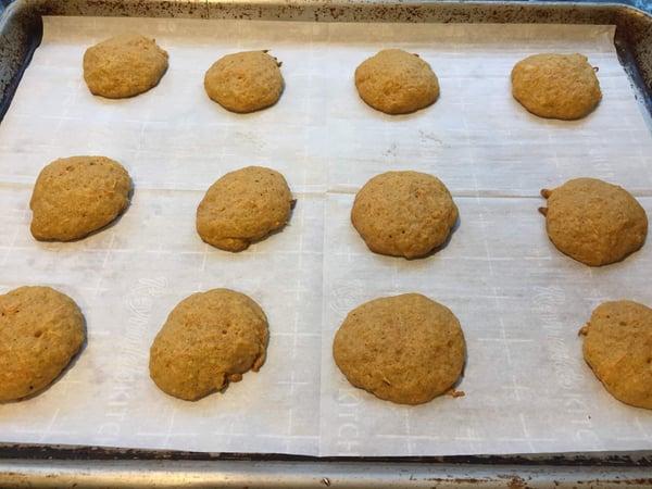 whoopie pies baked