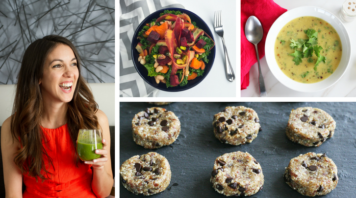 Clean Eating Home Page Slider & Landing Page.png