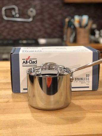 AC 2 quart sauce pan