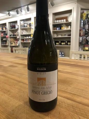 Bozen Pinot Grigio