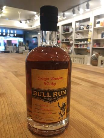 Bull Run Whiskey