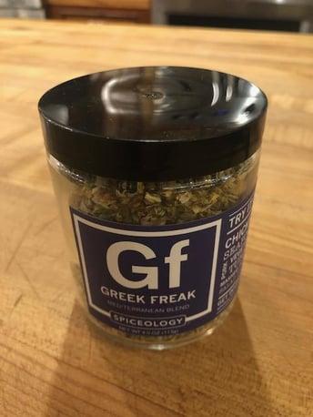 Greek Freak