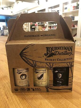 journeyman whiskey collection
