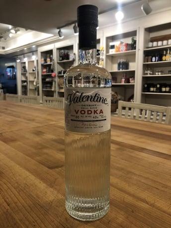 valentine vodka