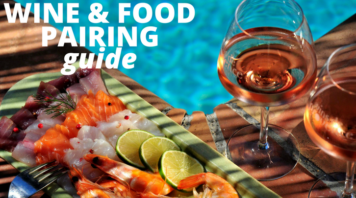 Wine and Food Pairing Guide