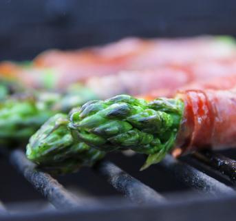Grilled Asparagus Home Box