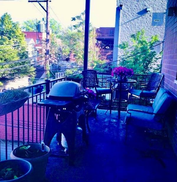 Kates patio