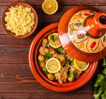 Moroccan Chicken Home Box