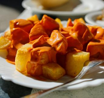 Patatas Bravas Home Page