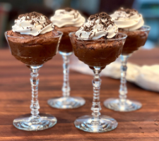 Chocolate Mousse Small
