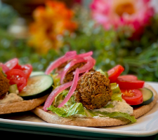 Falafel Recipe Small
