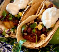 Small Fish Tacos