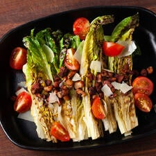 grilled romaine salad small