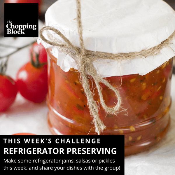 Refrigerator Preserving FB Challenge