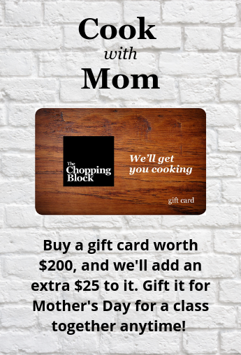 Cook with Mom Home Page