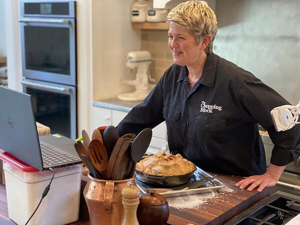Shelley Virtual Apple Pie