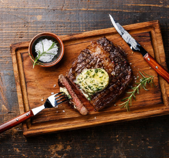 Steak with Butter Home Box