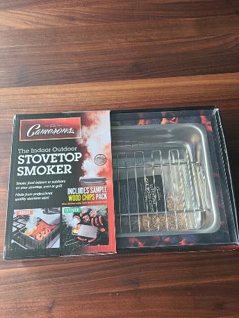 Stovetop Smoker