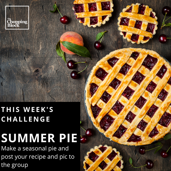 Summer Pie Challenge