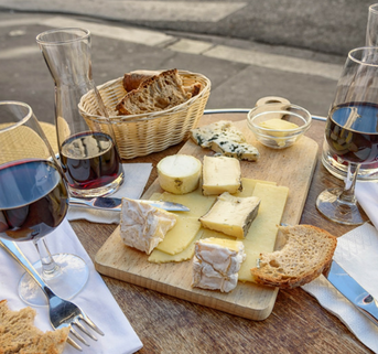 Wine & Cheese Home Box
