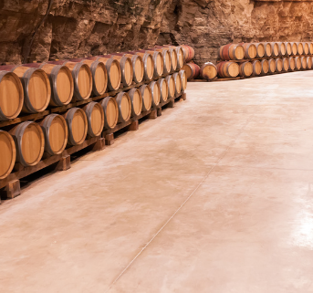 Wine Barrels Home Box