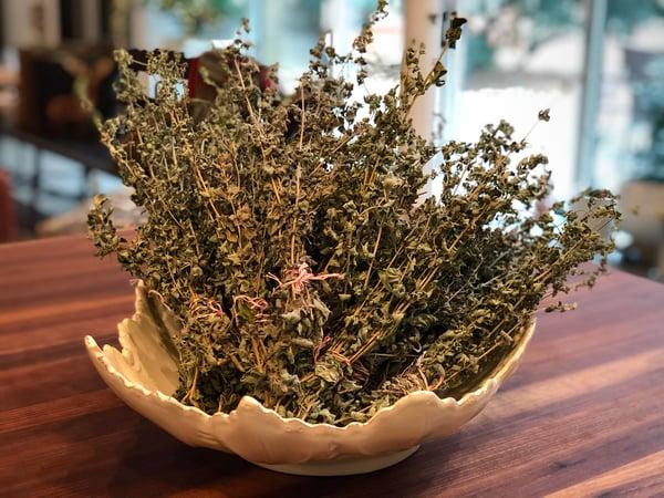fresh dried herbs 2