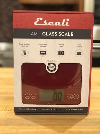 glass scale