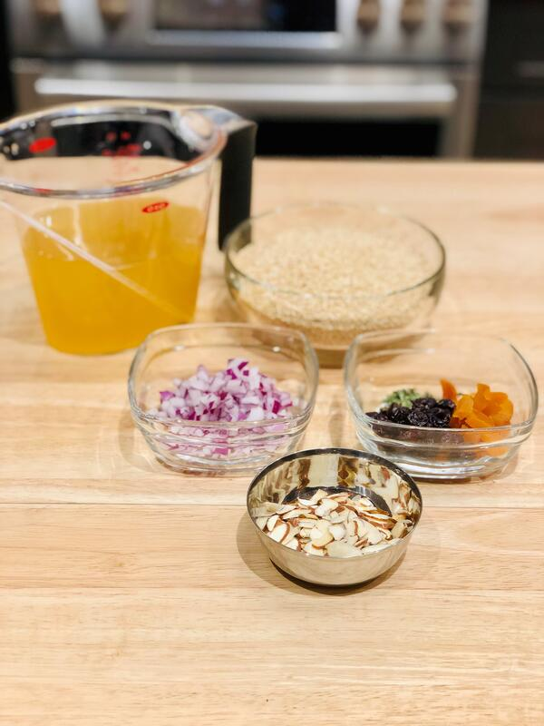 quinoa ingredients