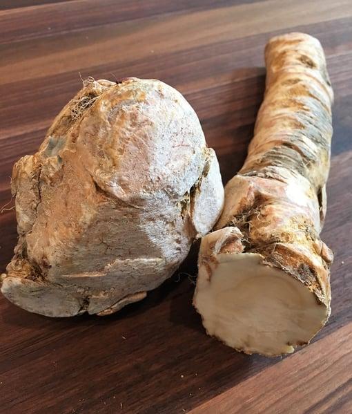 skinnyknobhorseradish