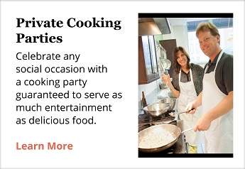 private_cooking