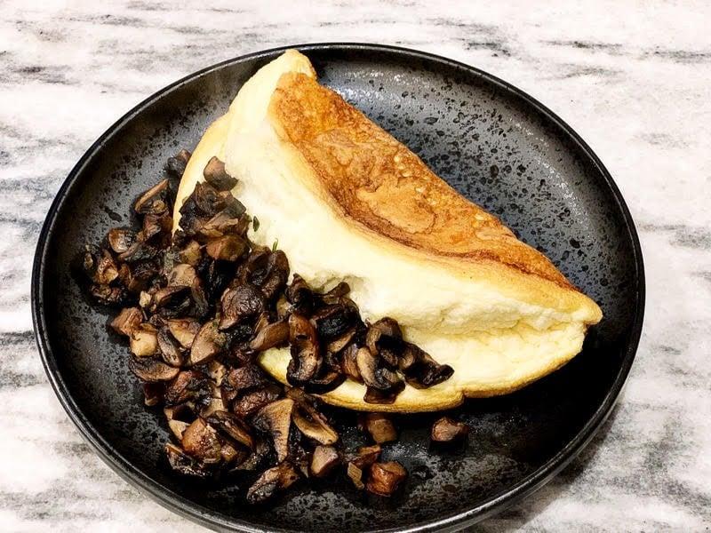La Mére Poulard Omelette