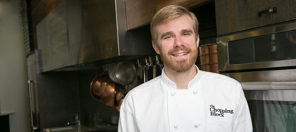 Chef Jason Garland