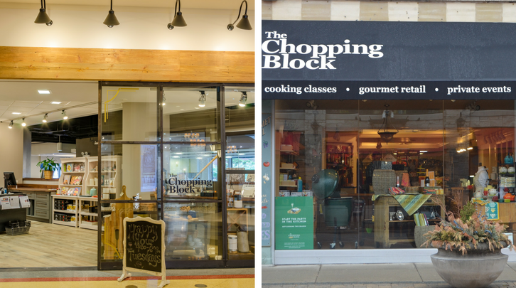Explore Our Kitchens | The Chopping Block