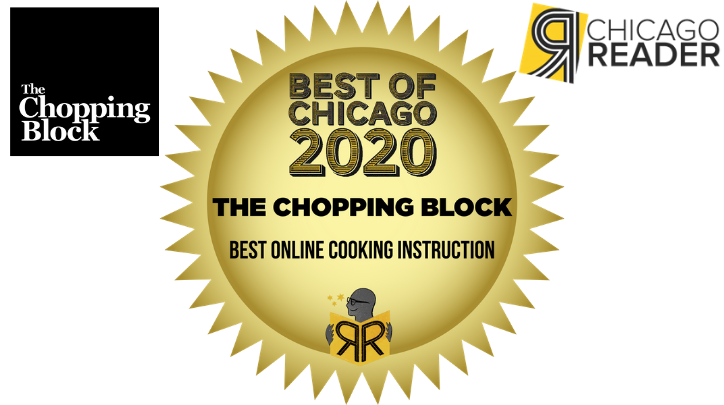 Best Online Cooking Instruction Home Page Slider