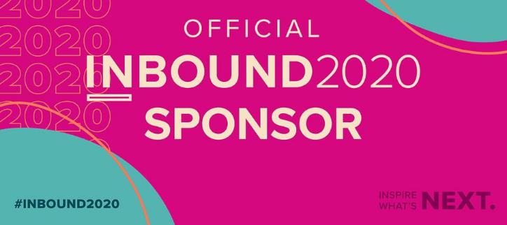 INBOUND 2020 Sponsor