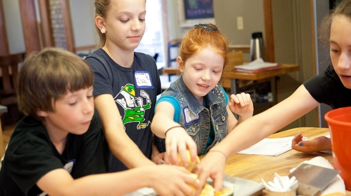Kids and Teen Cooking Camps
